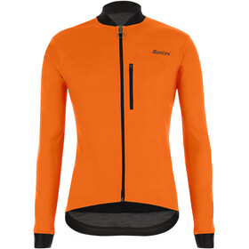 Santini Adapt Winter Jacket Men fluo orange
